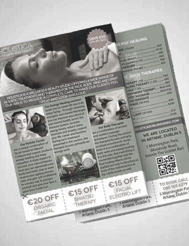 Holistica Leaflet